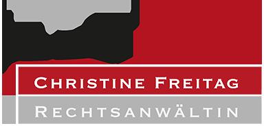 Rechtsanwältin Christine Freitag